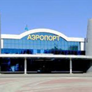 Аэропорты Мокшана