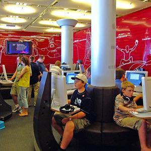 Интернет-кафе Мокшана