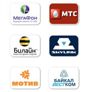 Операторы сотовой связи Мокшана