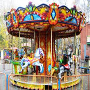 Парки культуры и отдыха Мокшана