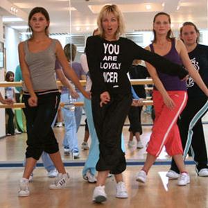 Школы танцев Мокшана
