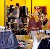 Магазины одежды и обуви в Мокшане