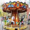 Парки культуры и отдыха в Мокшане