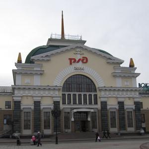 Железнодорожные вокзалы Мокшана